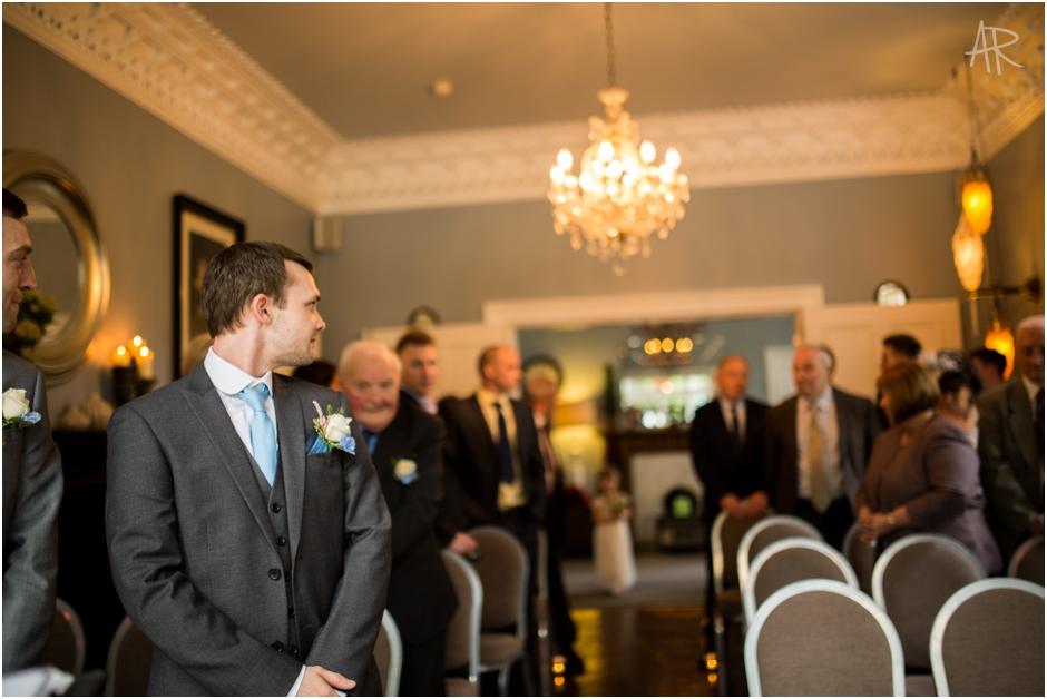Didsbury House Hotel Wedding